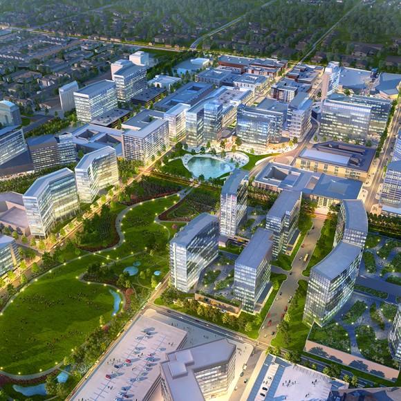 Dallas Midtown Masterplan, Dallas, Texas
