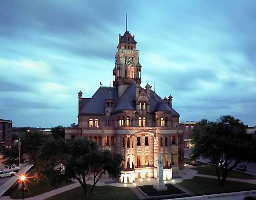 Ellis County Courthouse -