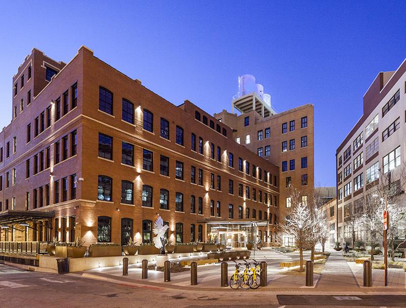 Factory Six03, Dallas, TX 2018 AIA Dallas  Built Design Award Winner Owner: Granite Properties