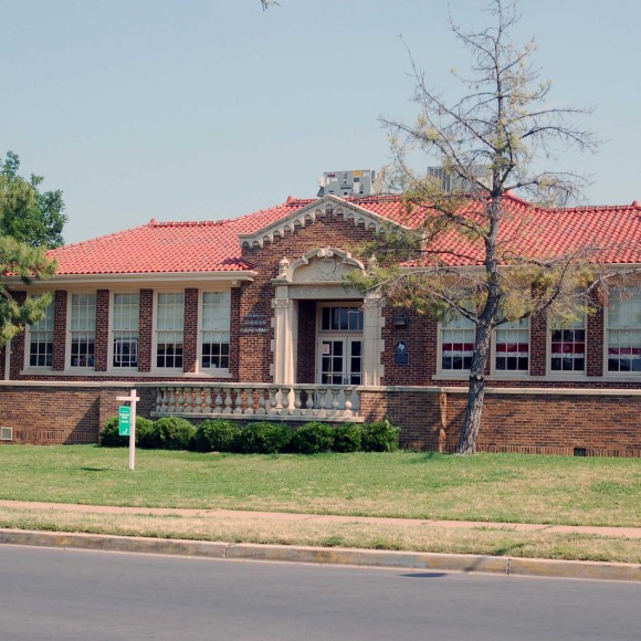 Alice Carlson Elementary School - Fort Worth ISD Photograph by Michael Lyssy