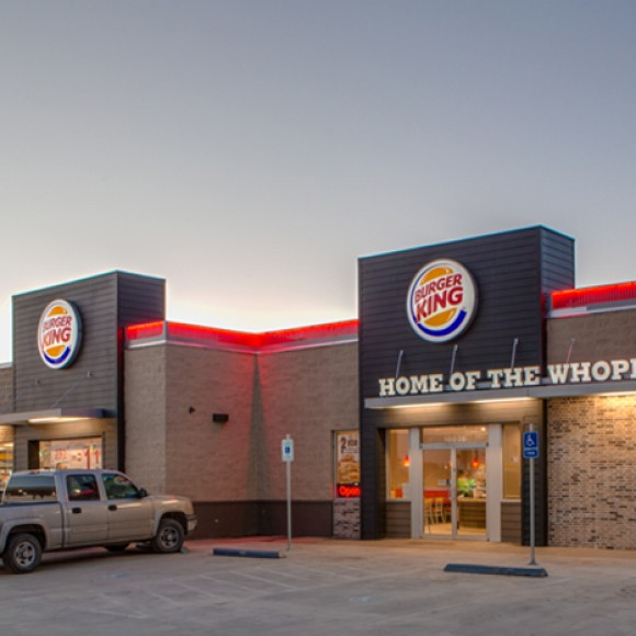 Burger King - Grandview, Texas