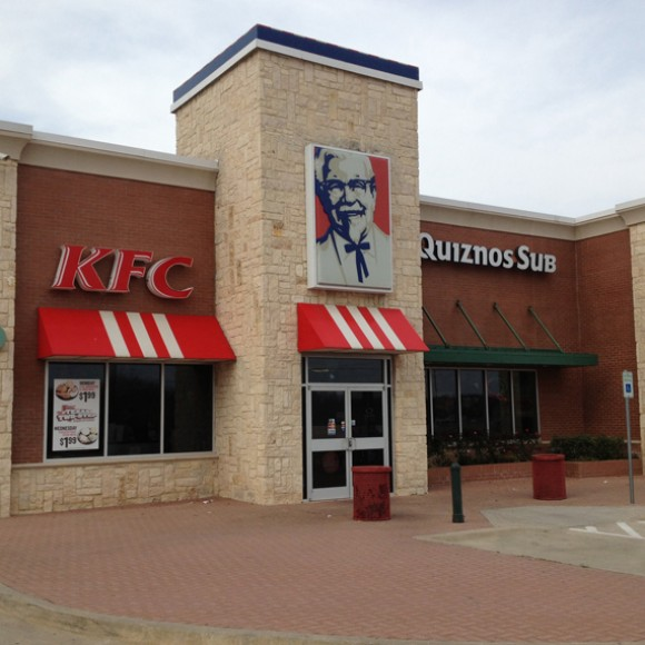 KFC/Quiznos/Convenience Store - Royse City, Texas