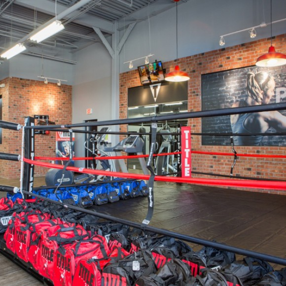 Title Boxing Club - Uptown Village at Cedar Hill