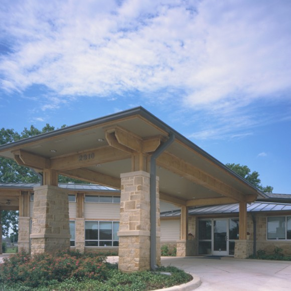 Marcus Park Senior Center - Dallas, Texas