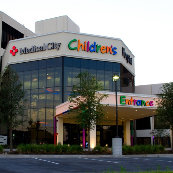 HCA Medical City Childrens Hospital Dallas TX The New Four Story