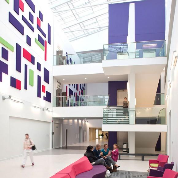 Salford Royal Hospitals NHS Foundation Trust Hope Building HKS, Inc.