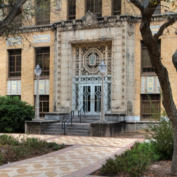Scoates Hall - Texas A&M University
