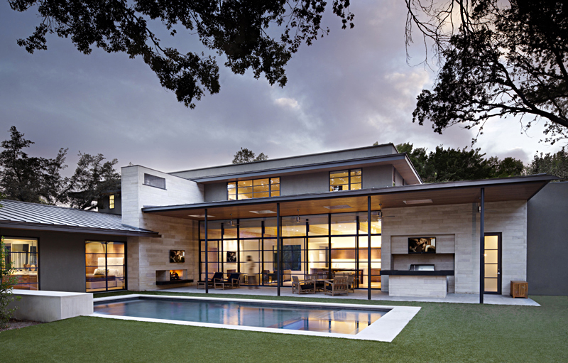Lakehurst Residence -