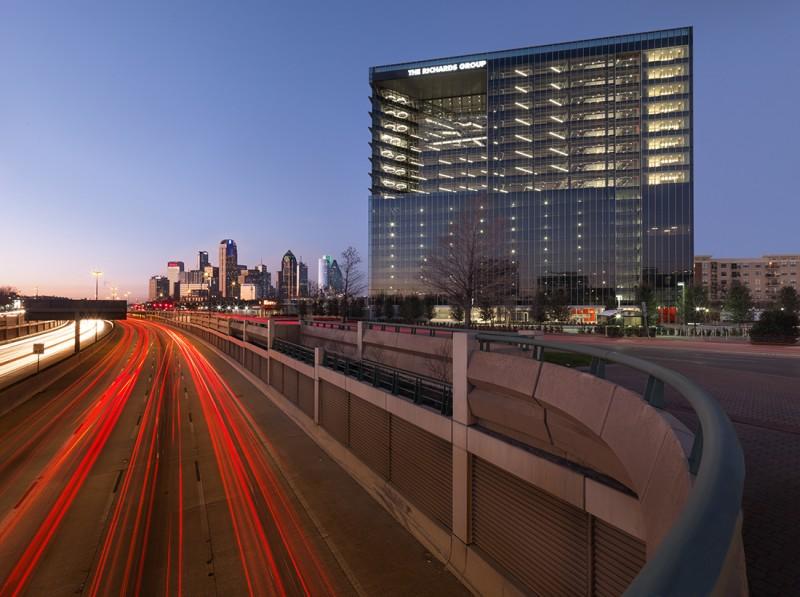 The Richards Group - AIA Dallas Built Design Award Winner, 2015