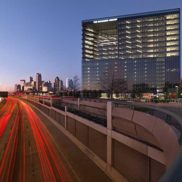 The Richards Group AIA Dallas Built Design Award Winner, 2015