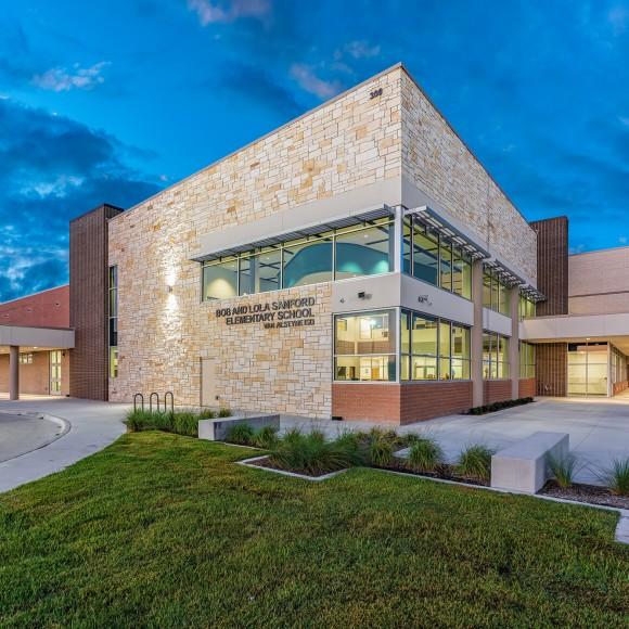 Sanford Elementary, Van Alstyne Independent School District.