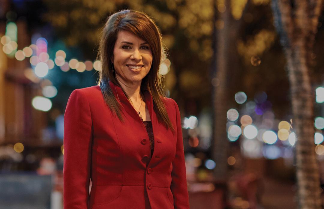 Profile: Angela Hunt, Hon. AIA Dallas