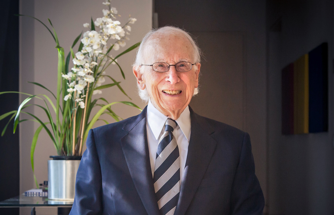 Lifetime of Achievement: Honoring E.G. Hamilton, FAIA