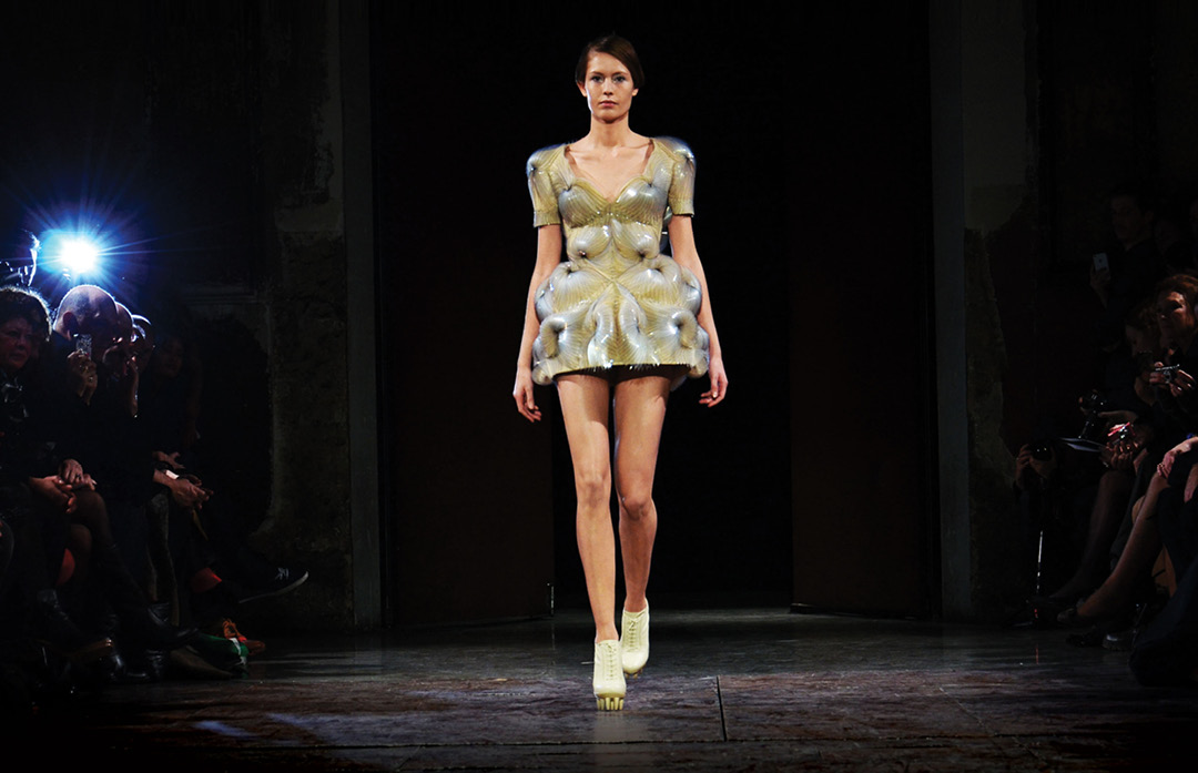 Architecture and Fashion: Haute Couture Meets Mass Market