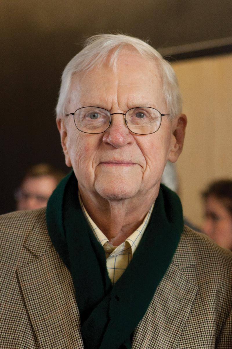 W. Mark Gunderson, AIA