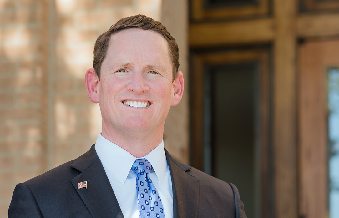 Profile: Judge Clay Jenkins
