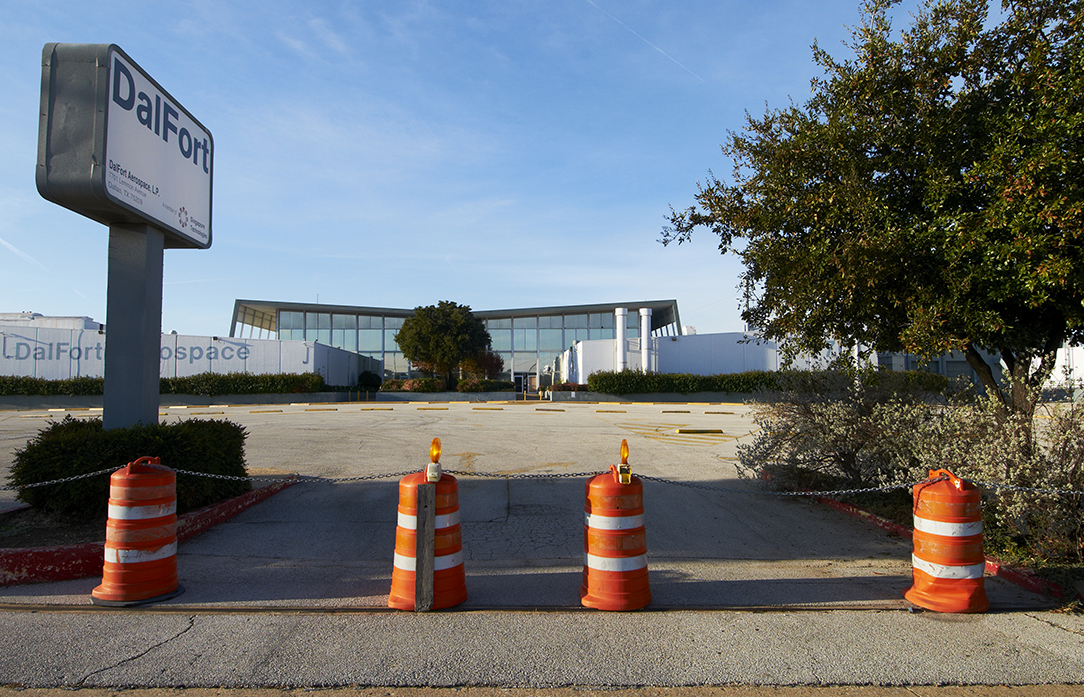 Lost & Found Dallas: Braniff Operations and Maintenance Base