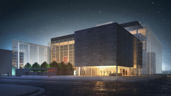 Unbuilt Design Awards Spotlight Dallas Holocaust Museum