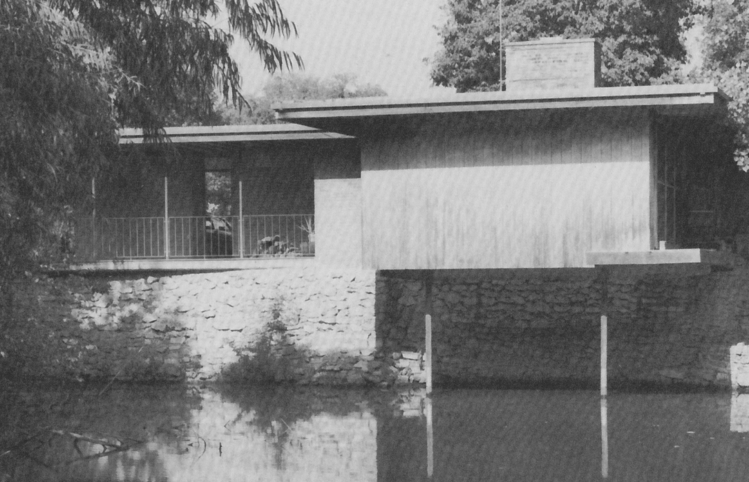 Lost Dallas: O'Neil Ford and the Tinkle House