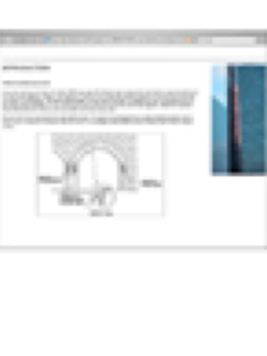Structural Systems Online Supplement, 2012 Edition