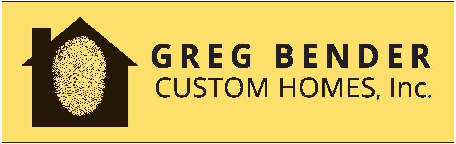 Tour of Homes - Greg Bender Custom Homes logo