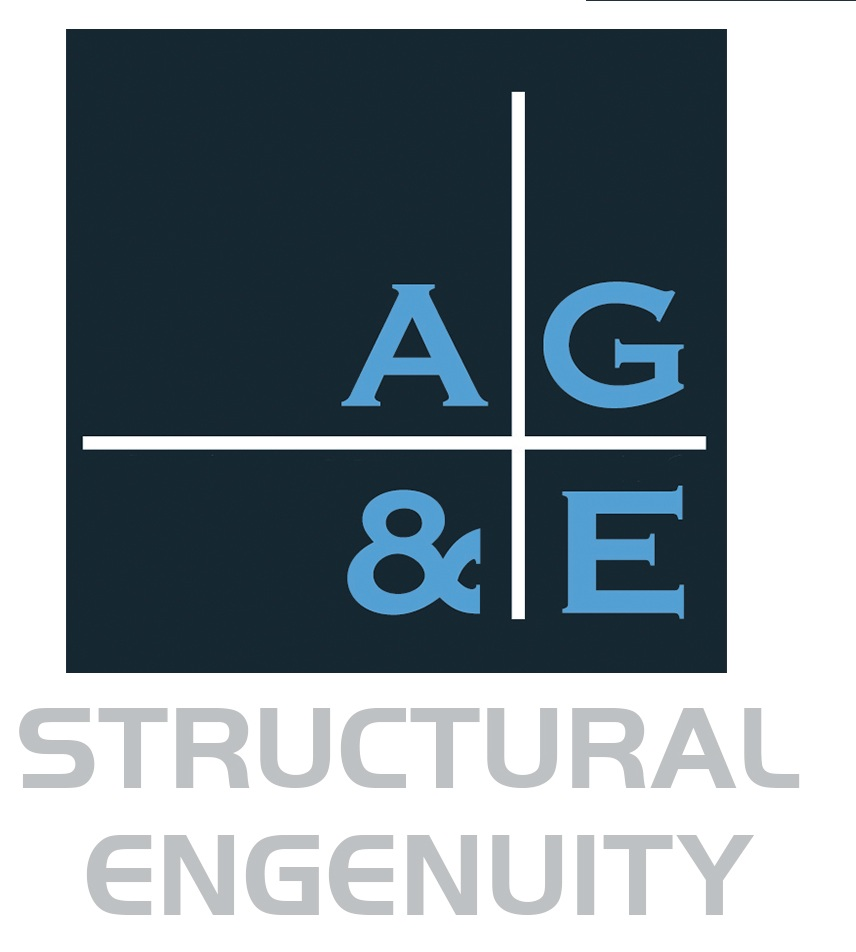 Design Awards: AG&E Structural Engenuity logo
