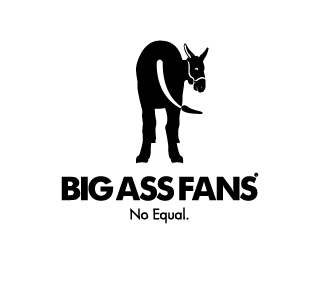 DA/WIA: Big Ass Fans logo