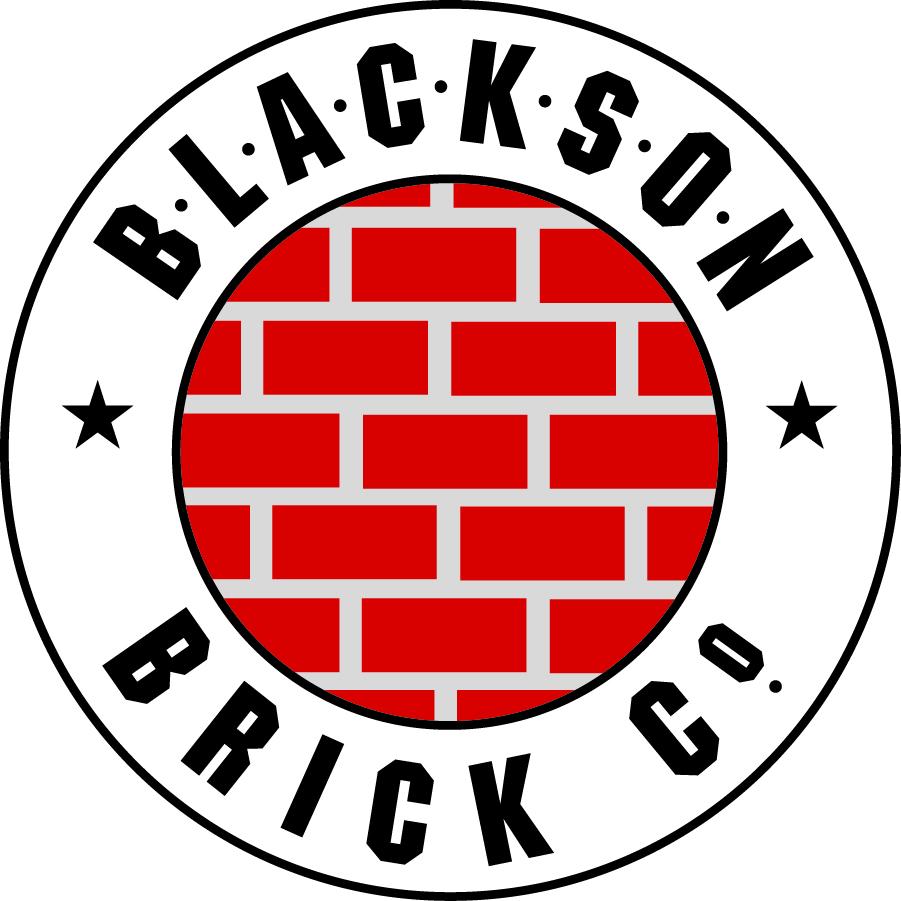 Bark+Build: Blackson Brick logo