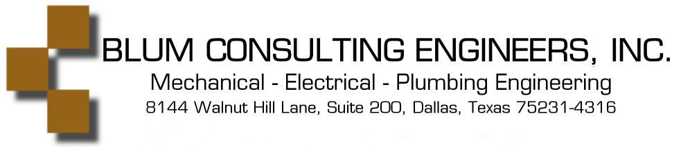 RETROSPECT: Blum Consulting Engineers, Inc. logo