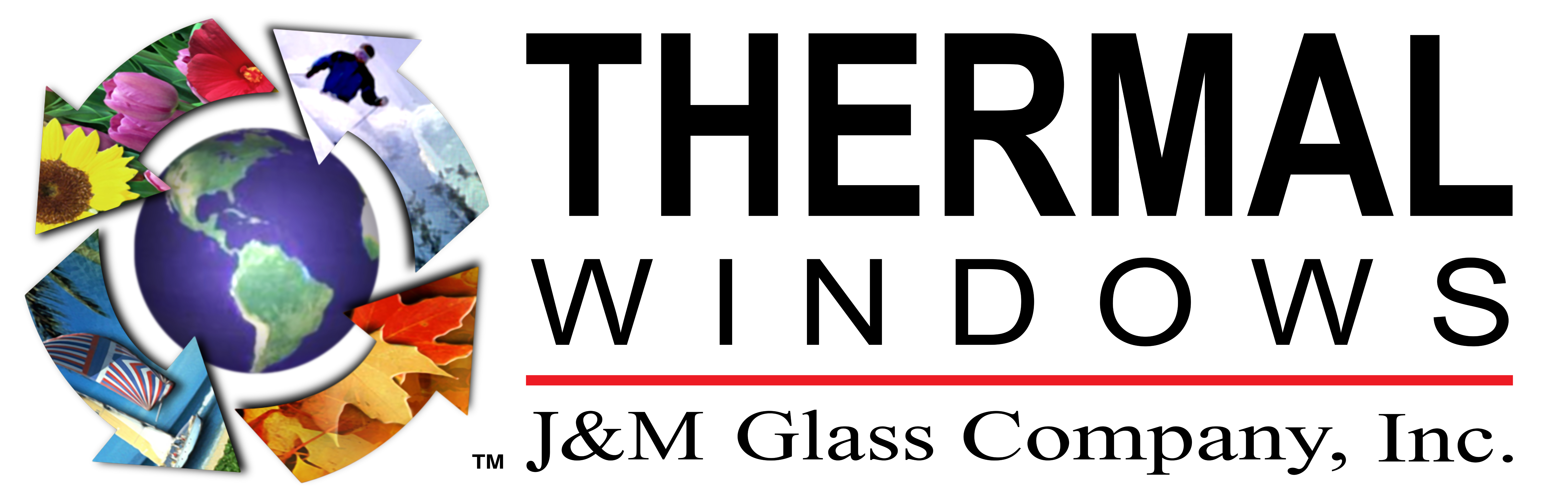 Tour of Homes - Thermal Windows|J&M Glass logo