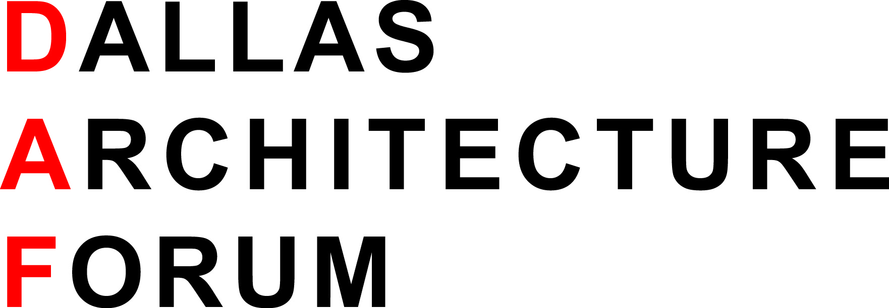 Dallas Architecture Forum - Mobility logo