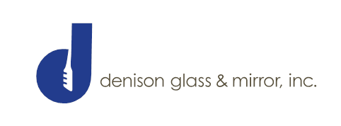 Bark + Build: Denison Glass & Mirror logo