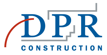 Sustaining: DPR Construction logo