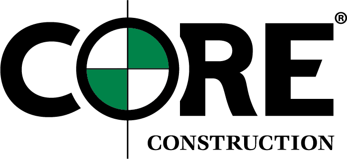 2019 Empowering - Core Construction logo