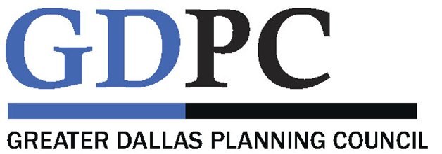 Greater Dallas Planning Council logo