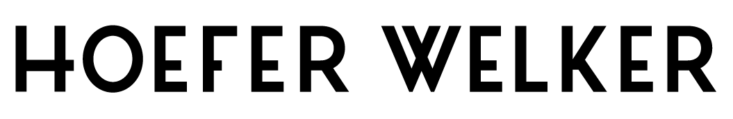 2021 Empowering - Hoefer Welker logo