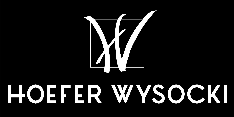 2019 Fellows Dinner - Hoefer Wysocki logo