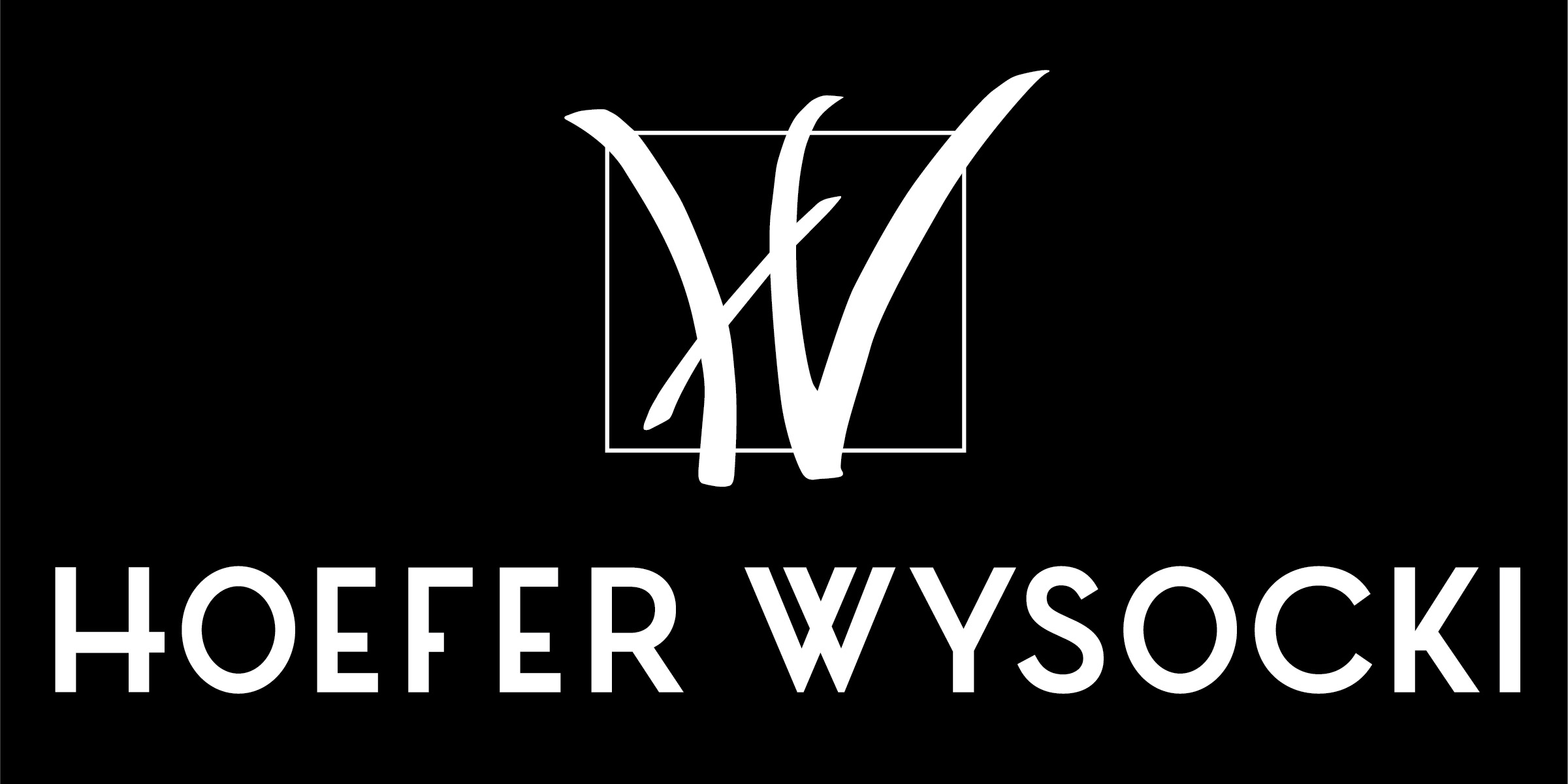 2019 Holiday Party: Hoefer Wysocki logo