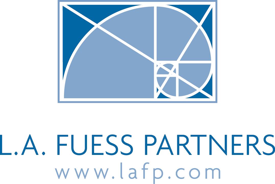 24th Golf - LA Fuess logo