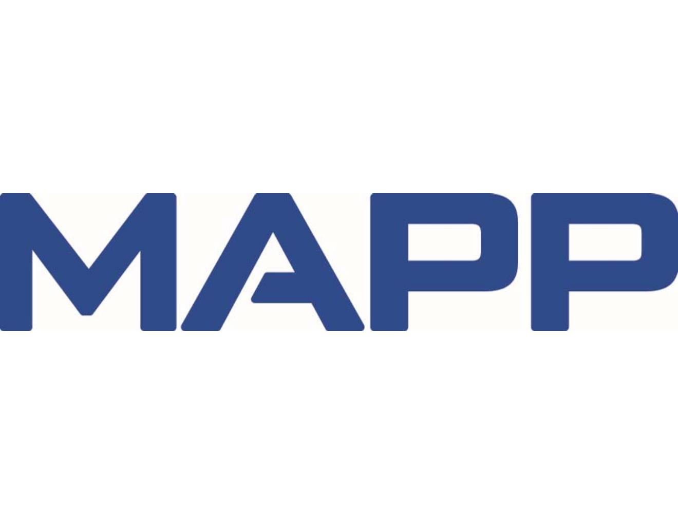 Bark + Build: MAPP logo