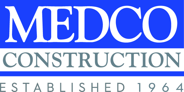 Bark + Build: MEDCO logo