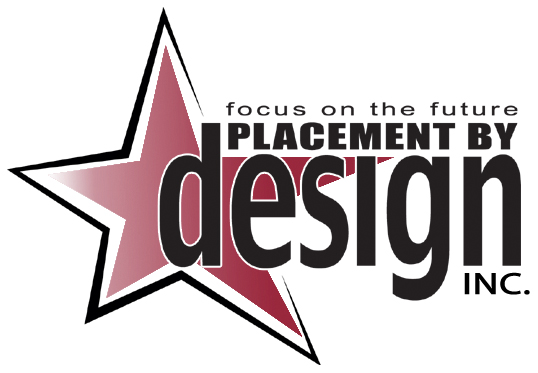 DA/WIA: Placement By Design logo