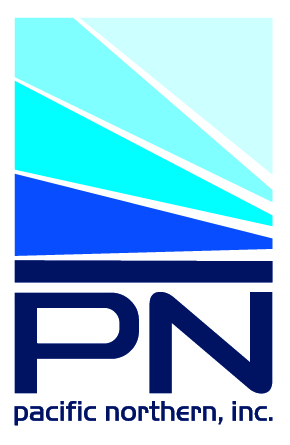 Bark + Build: Pacific Northern logo