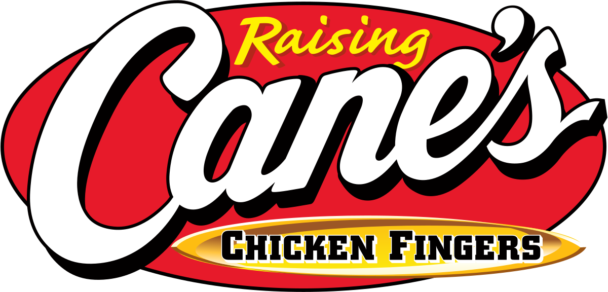 Bark + Build: Raising Cane's logo