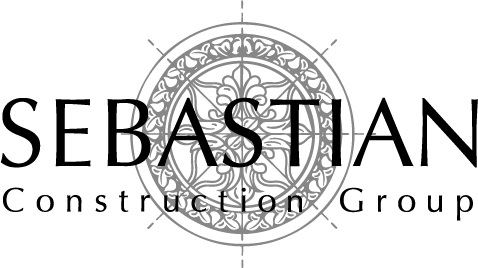 Bark + Build: Sebastian Construction Group logo