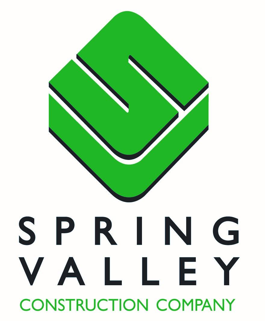 Design Awards: Spring Valley Construction logo