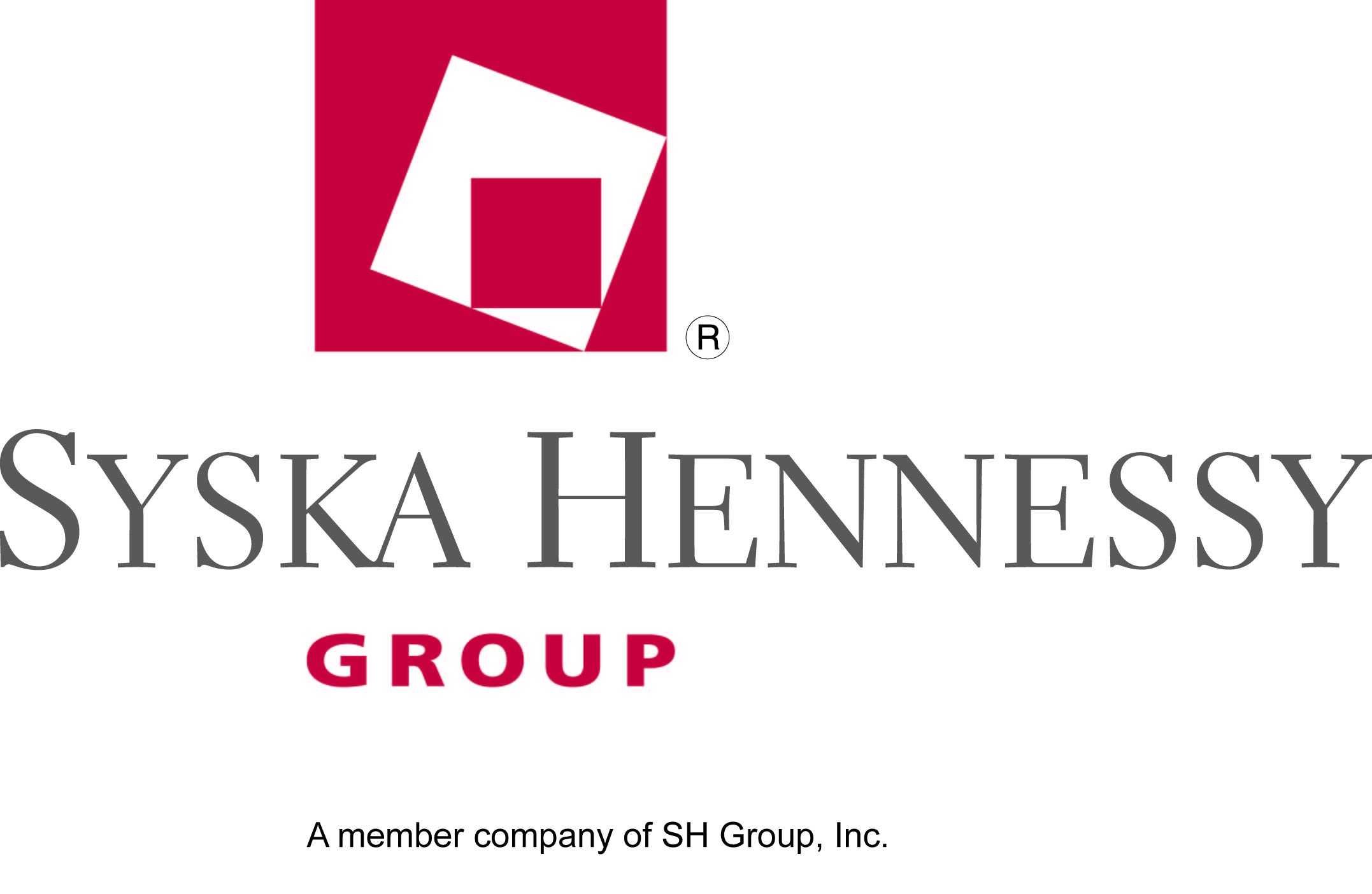 Design Awards: Syska Hennessy Group logo