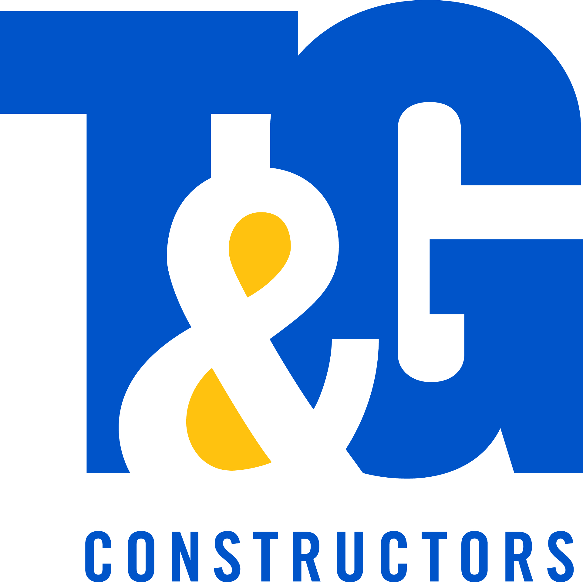 Bark + Build: T&G Constructors logo