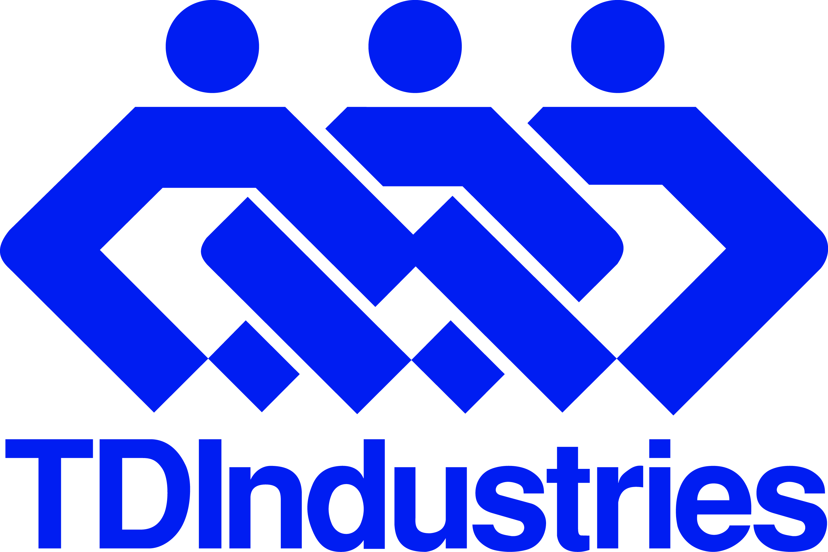 CELEBRATE ARCHITECTURE - TDIndustries logo