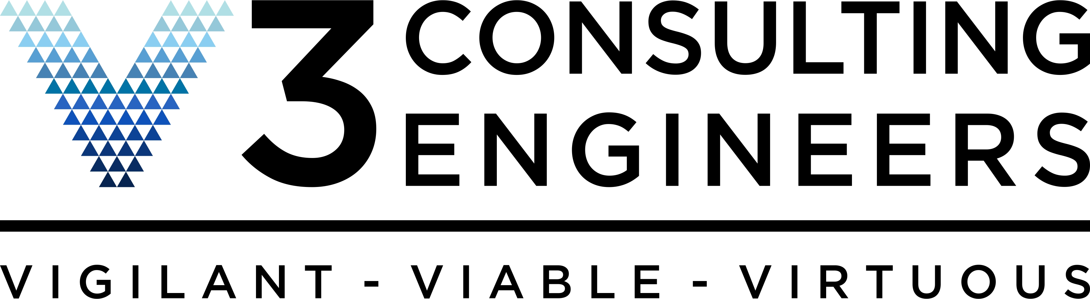 2021 Golf - V3 Consulting Engineers logo